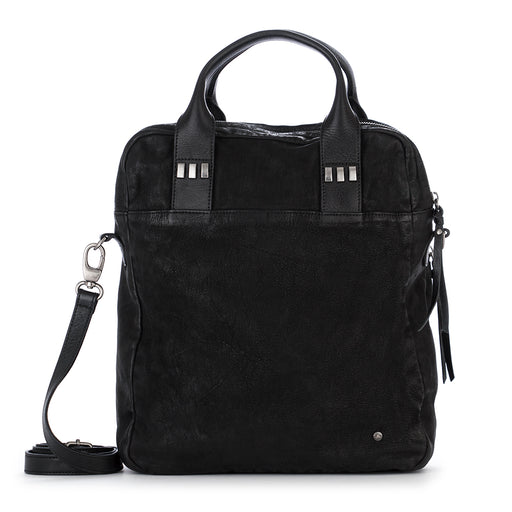 Rehard women's handbag black leather