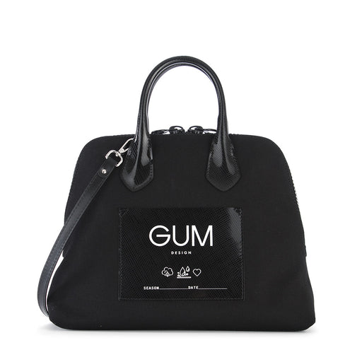 GUM CHIARINI womens black Shoulder bag handbag
