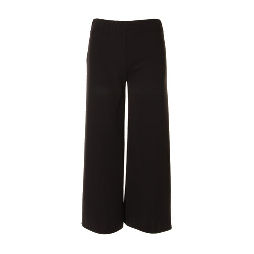 MERCI womens black High waist pants