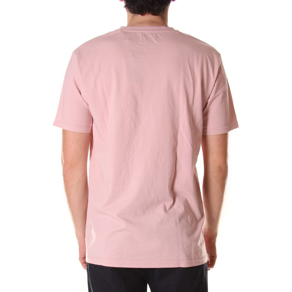 COLORFUL STANDARD unisex faded pink cotton T-shirts
