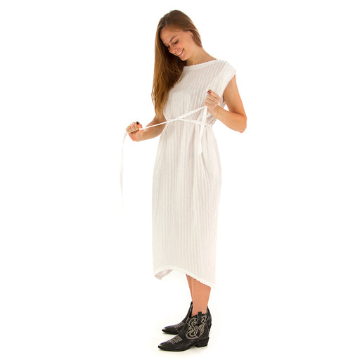bioneuma womens dress bio cotton white