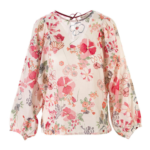 PHISIQUE DU ROLE Womens floral cotton Shirt