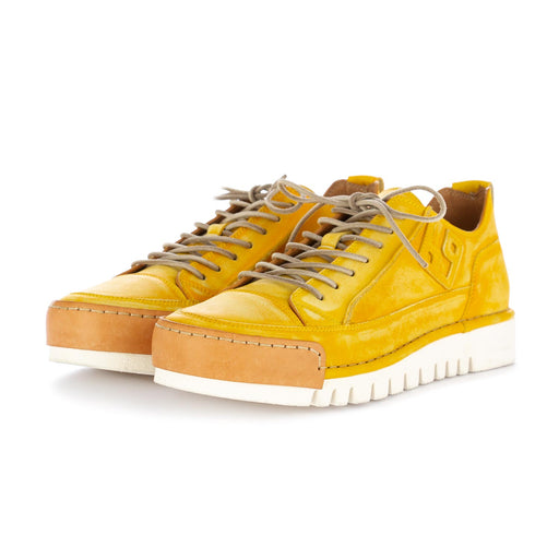 bng real shoes la bionda yellow leather