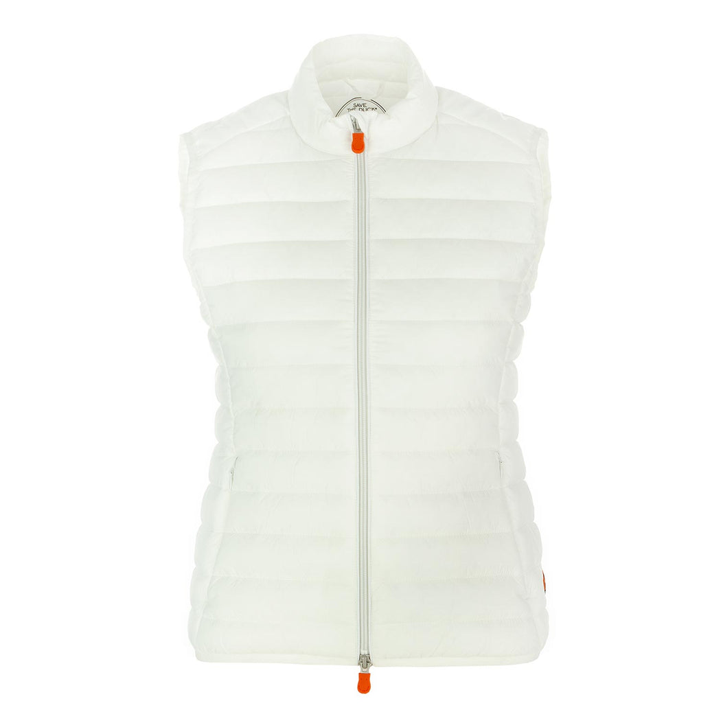 SAVE THE DUCK | VEST GIGA12 WHITE