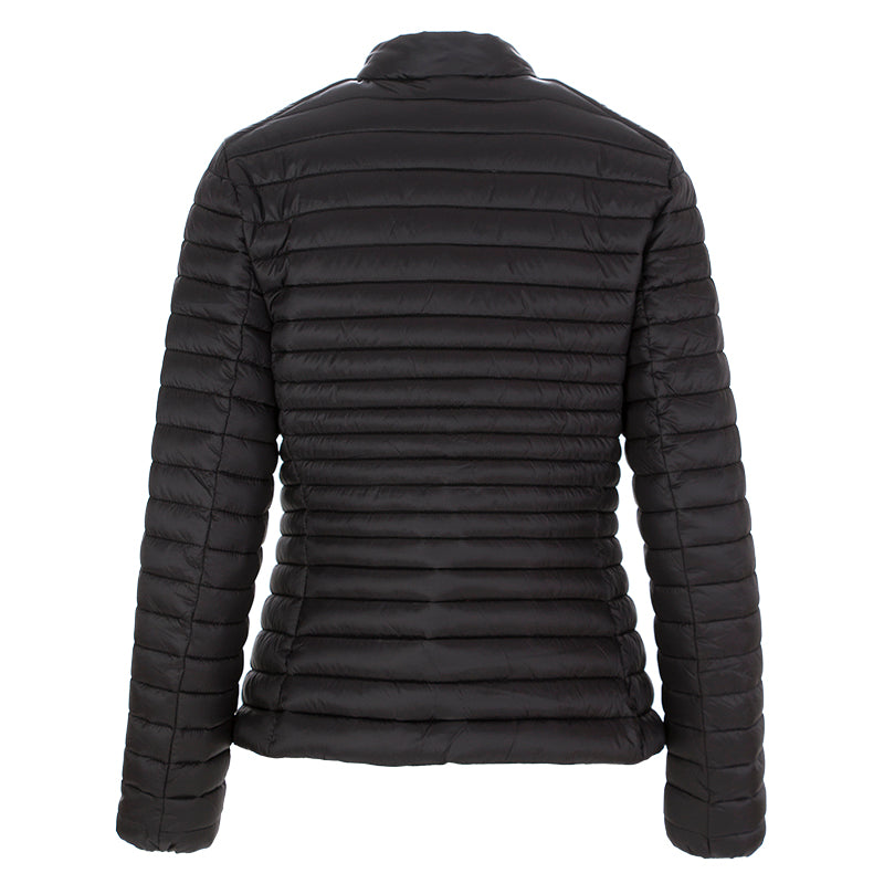 Save The Duck women's jacket black nylon