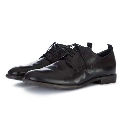 moma mens lace up shoes murano black