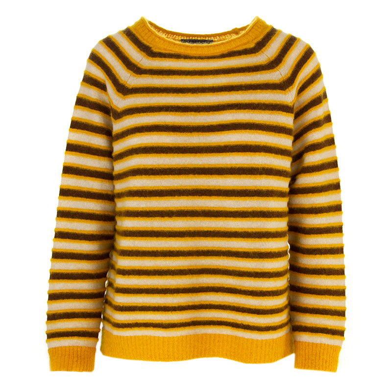 Phisique Du Role women's sweater yellow
