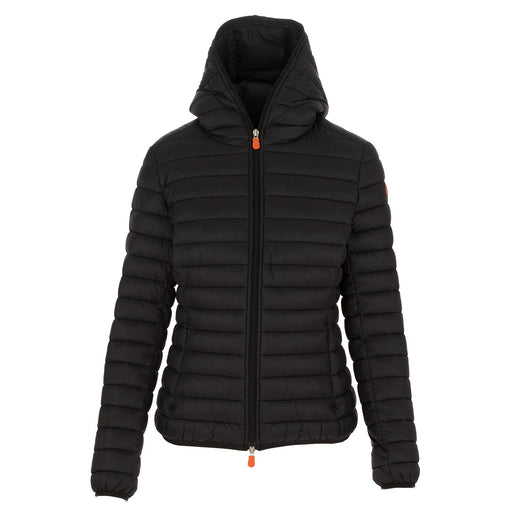womens puffer jacket Giga12 black