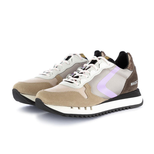 valsport womens sneakers beige rose