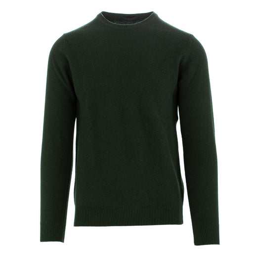 daniele fiesoli mens sweater green wool