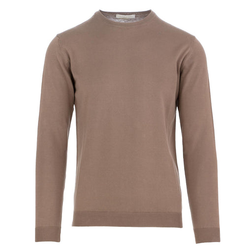 daniele fiesoli men's sweater light brown