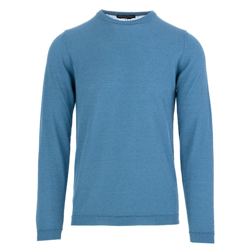 daniele fiesoli men's sweater light blue