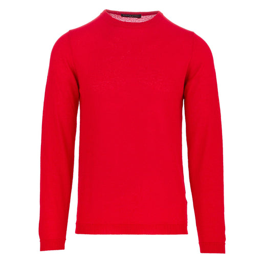 daniele fiesoli men's sweater red