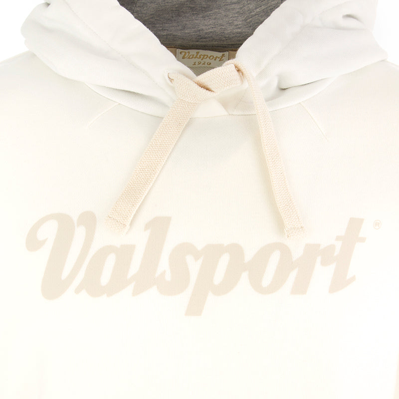 valsport mens sweatshirt cotton white