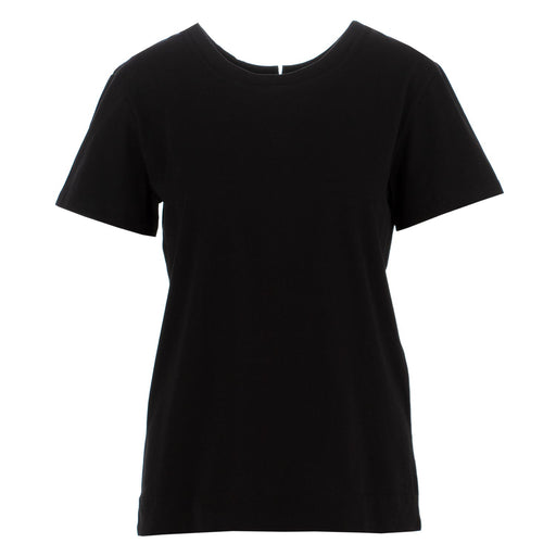 womens tshirt black semicouture