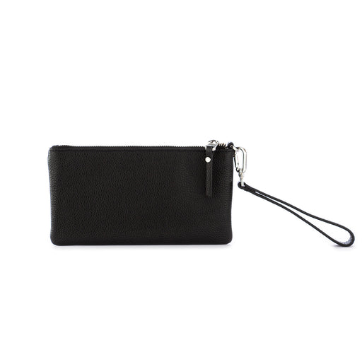 gianni chiarini womens wallet black leather