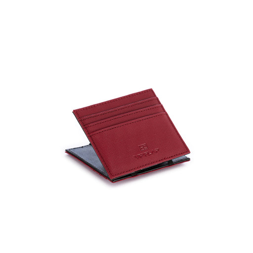 vip flap mens wallet vipgum bordeaux