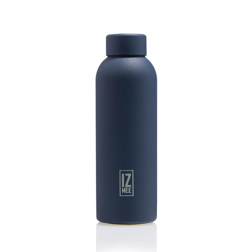 izmee thermo water bottle full night blue