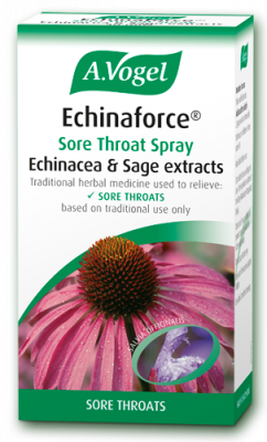 Echinacea Sore Throat Spray 30ml