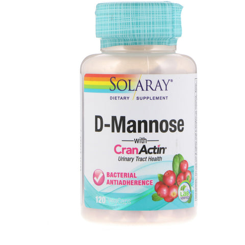 Solaray, D-Mannose
