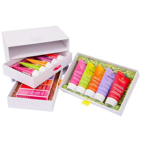 Weleda Luxury Three Drawer Gift Set