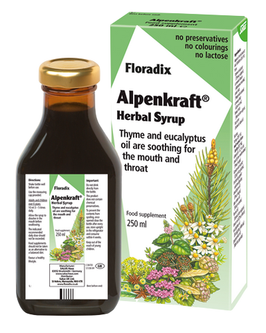 Alpenkraft Herbal Syrup 250ml