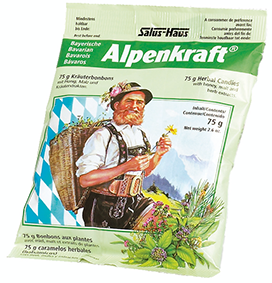 Alpenkraft Herbal Candies