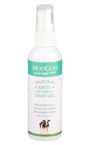 MooGoo Anti-Bacterial Hand Moisturiser 100ml