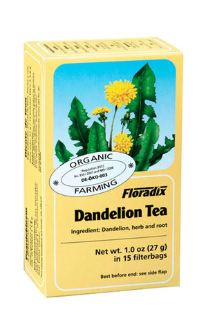 Dandelion Herbal Teabags