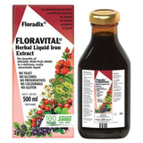 Floravital Liquid Iron 500ml - Buy Healthy All Natural Vitamins Supplements