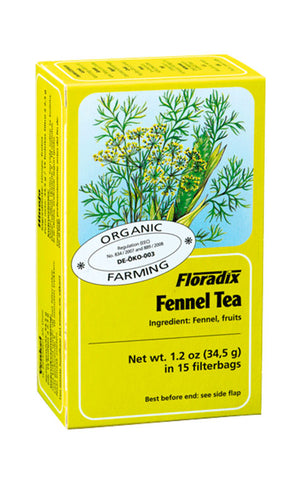 Fennel Herbal Teabags