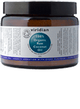 Viridian 100% Organic Raw Virgin Coconut Oil 500g - Buy Healthy All Natural Vitamins Supplements