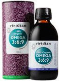Viridian 100% Organic Omega 3:6:9 Oil - Buy Healthy All Natural Vitamins Supplements