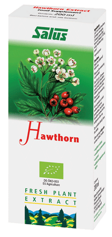 Hawthorn Plant Extract