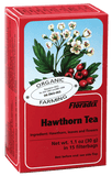 Hawthorn Herbal Teabags - Buy Healthy All Natural Vitamins Supplements