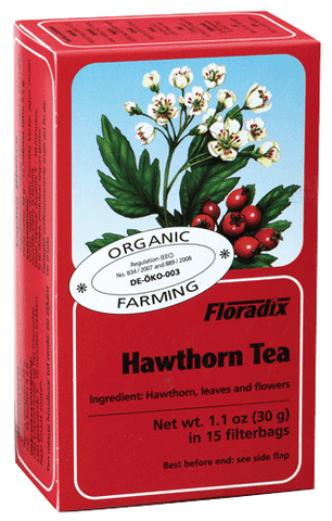 Hawthorn Herbal Teabags