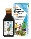 Kindervital for children fruity 250ml - Buy Healthy All Natural Vitamins Supplements