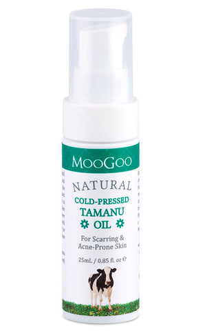 MooGoo Cold Pressed Tamanu Oil 25ml