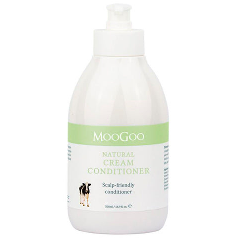 MooGoo Cream Conditioner 500mL