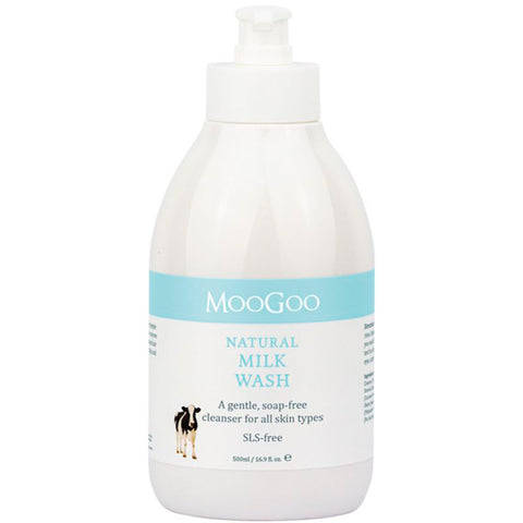 MooGoo Milk Protein Wash 500ml