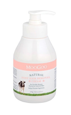 MooGoo Post Hair Removal Cream 270g