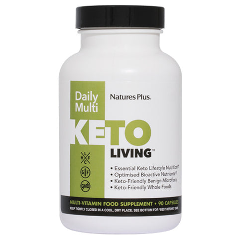 Natures Plus KetoLiving Daily Multi