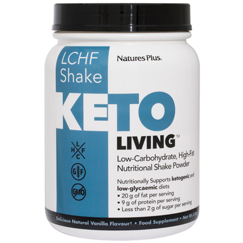 Natures Plus Ketoliving LCHF Vanilla