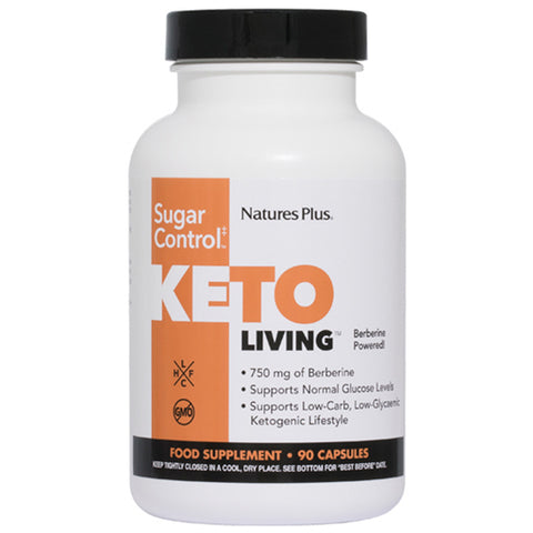 Natures Plus Ketoliving Sugar Control