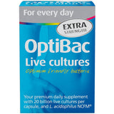 Optibac For every day EXTRA Strength - Buy Healthy All Natural Vitamins Supplements