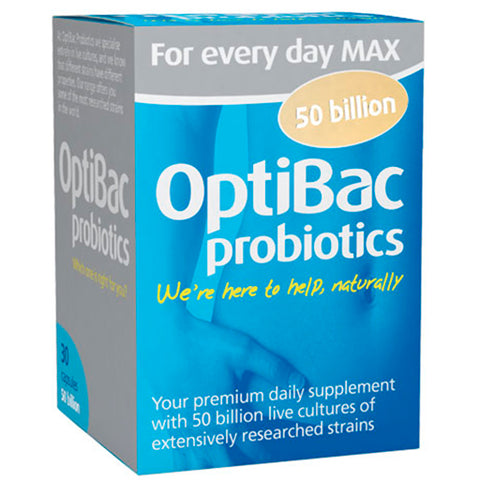 Optibac Probiotics Every Day MAX