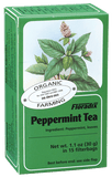 Peppermint Herbal Teabags - Buy Healthy All Natural Vitamins Supplements