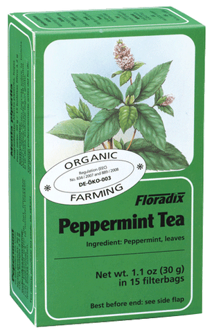 Peppermint Herbal Teabags