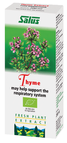 Thyme Plant Extract