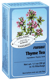 Thyme Herbal Teabags - Buy Healthy All Natural Vitamins Supplements